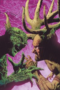 THE SWAMP THING #9