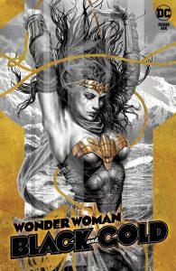 WONDER WOMAN BLACK & GOLD #6