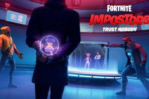 Fortnite's impostor mode