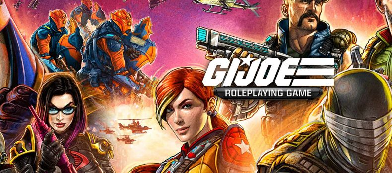 GI Joe Roleplaying Game Announced By Renegade