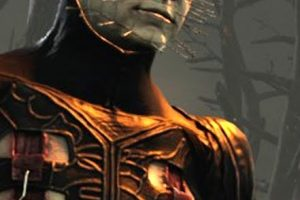 Pinhead from Hellraiser is the new Dead by Daylight Killer