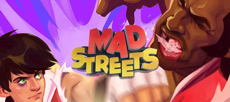 Take It To The MAD STREETS On XBox