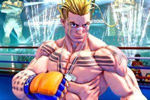 The Last DLC character of Street Fighter V is Luke