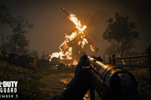 Call Of Duty: Vanguard Officially Unveiled