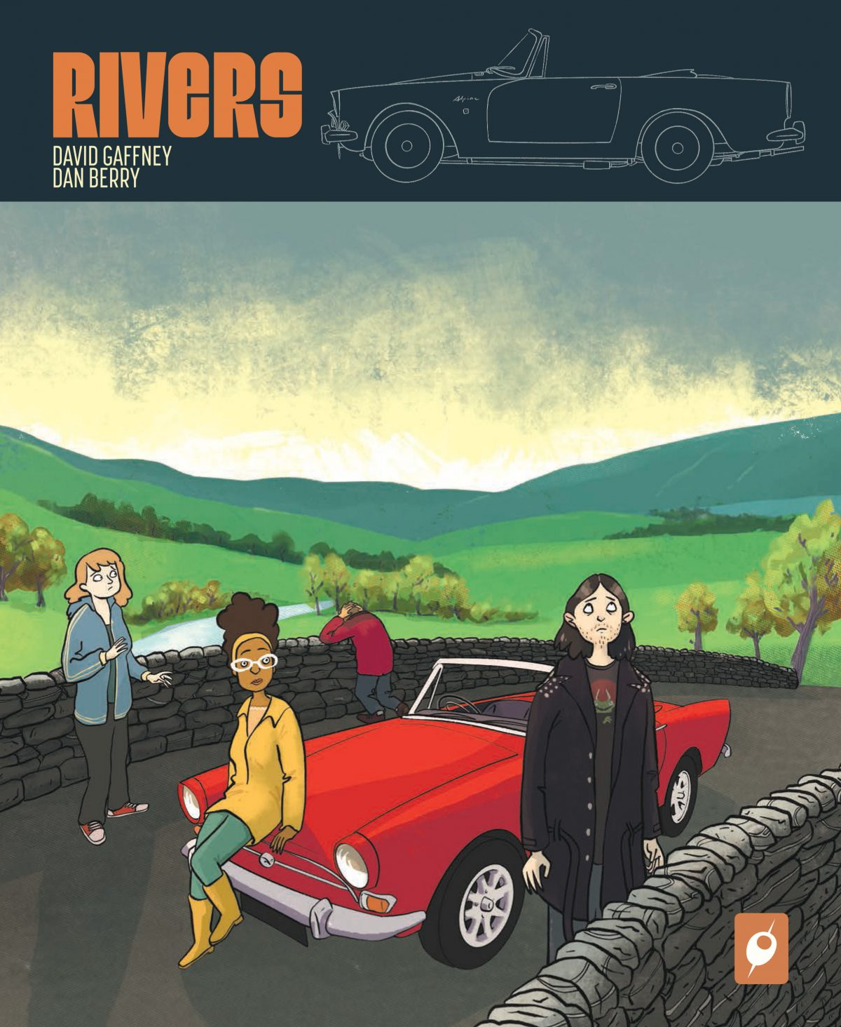 Special Preview Of IDW And Top Shelf's Rivers