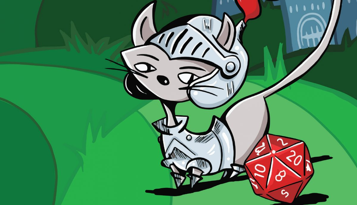How To RPG With Your Cat Kickstarter Now Live