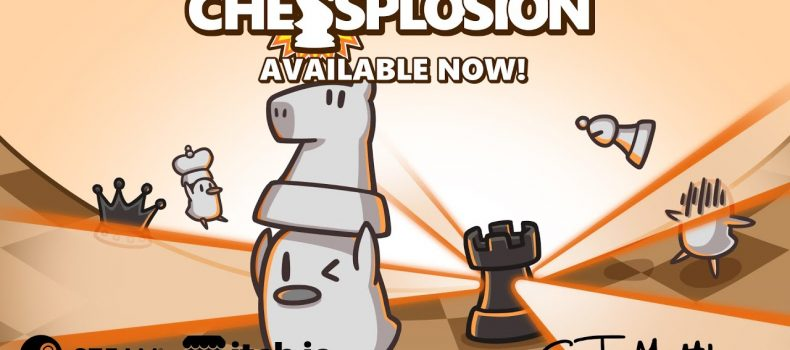 Chessplosion Launches On Steam