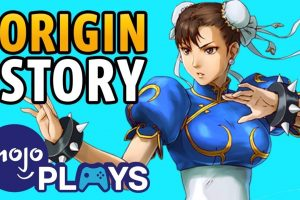 Chun-li and the fictional inspiration of Street Fighter characters