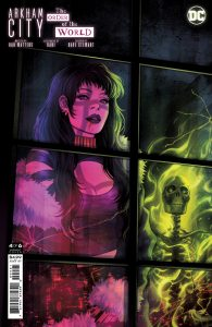 ARKHAM CITY: THE ORDER OF THE WORLD #4