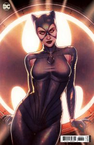 CATWOMAN #38