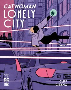 CATWOMAN: LONELY CITY #2