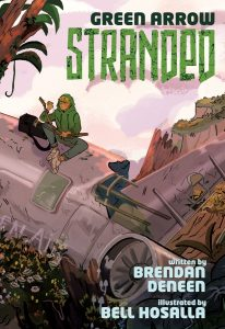 GREEN ARROW: STRANDED