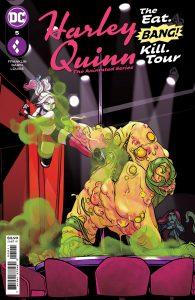 HARLEY QUINN: THE ANIMATED SERIES: THE EAT. BANG! KILL. TOUR #5