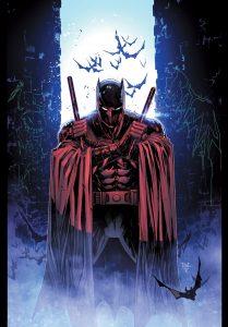 I AM BATMAN #5