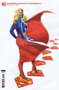 SUPERGIRL: WOMAN OF TOMORROW #6