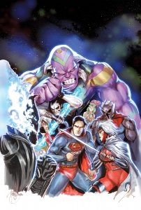 SUPERMAN VS. LOBO #3