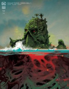 SWAMP THING: GREEN HELL #1