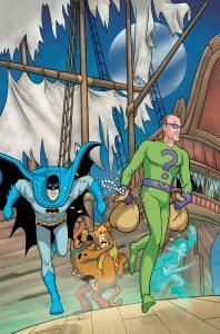 THE BATMAN & SCOOBY-DOO MYSTERIES #9
