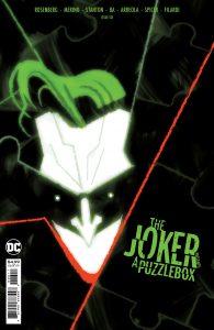 THE JOKER PRESENTS: A PUZZLEBOX #6