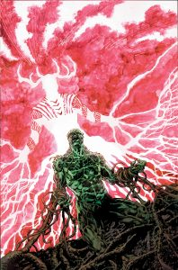 THE SWAMP THING #10