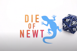 Crowdfunding Campaign Launched For Die Of Newt D20s