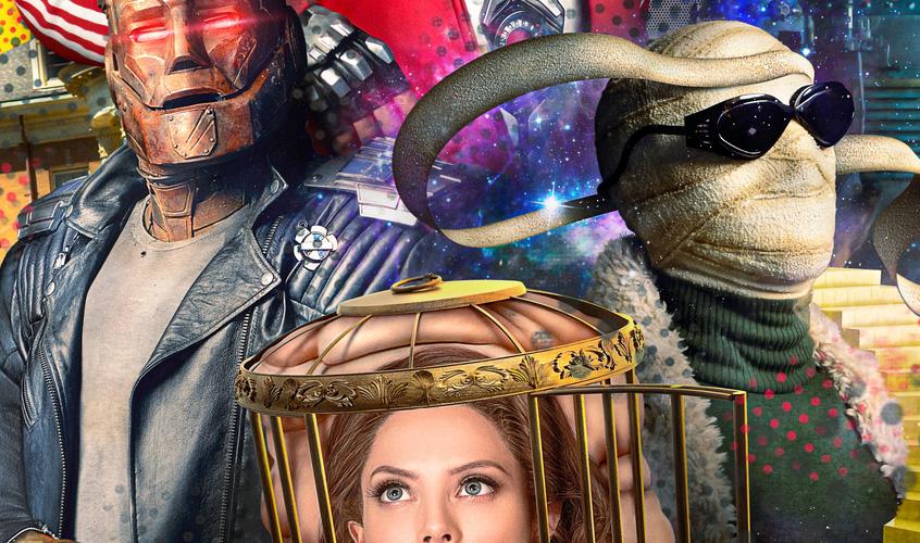 Season 3 Of Doom Patrol Starts Tomorrow, September 23
