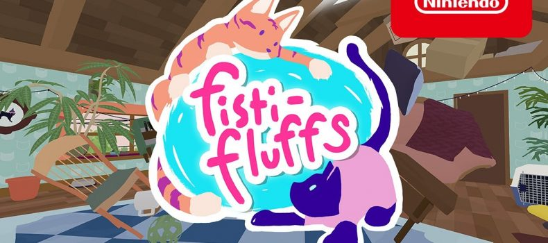 Fisti-Fluffs A fighting game with a roster of cats