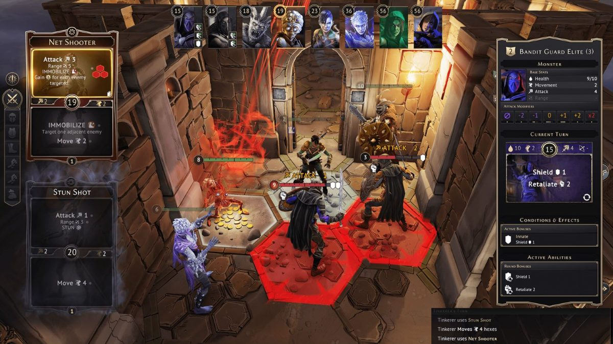 Gloomhaven Is Now A Steam Video Game