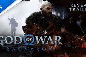 God of War: Ragnarök Trailer
