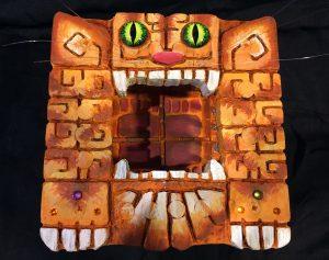 How to RPG with Your Cat Kickstarter Premium Reward Tier - Cat's Eye Handmade Dice Jail