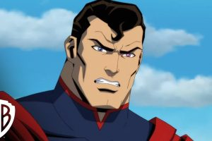 Injustice the animated movie