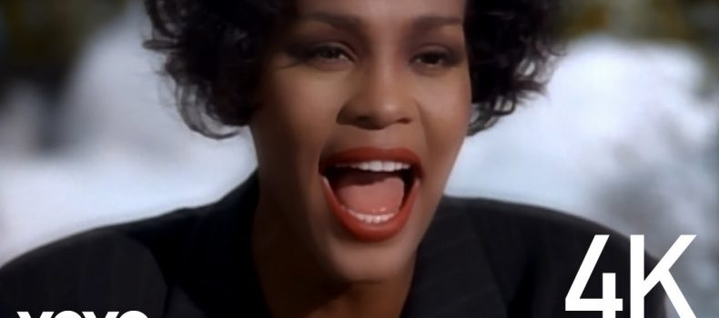 The BodyGuard is getting a remake
