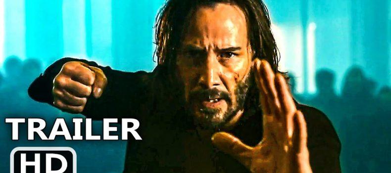The Matrix 4 teaser brings Back Keanu Reeves as Neo