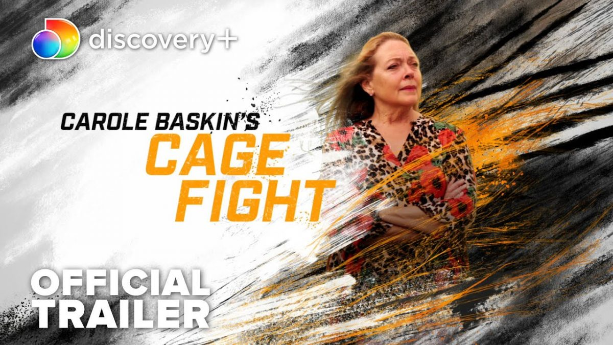 Carole Baskins stars on her reality show, Cage fight