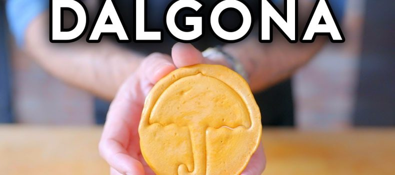 Dalgona and the Squid Game effect