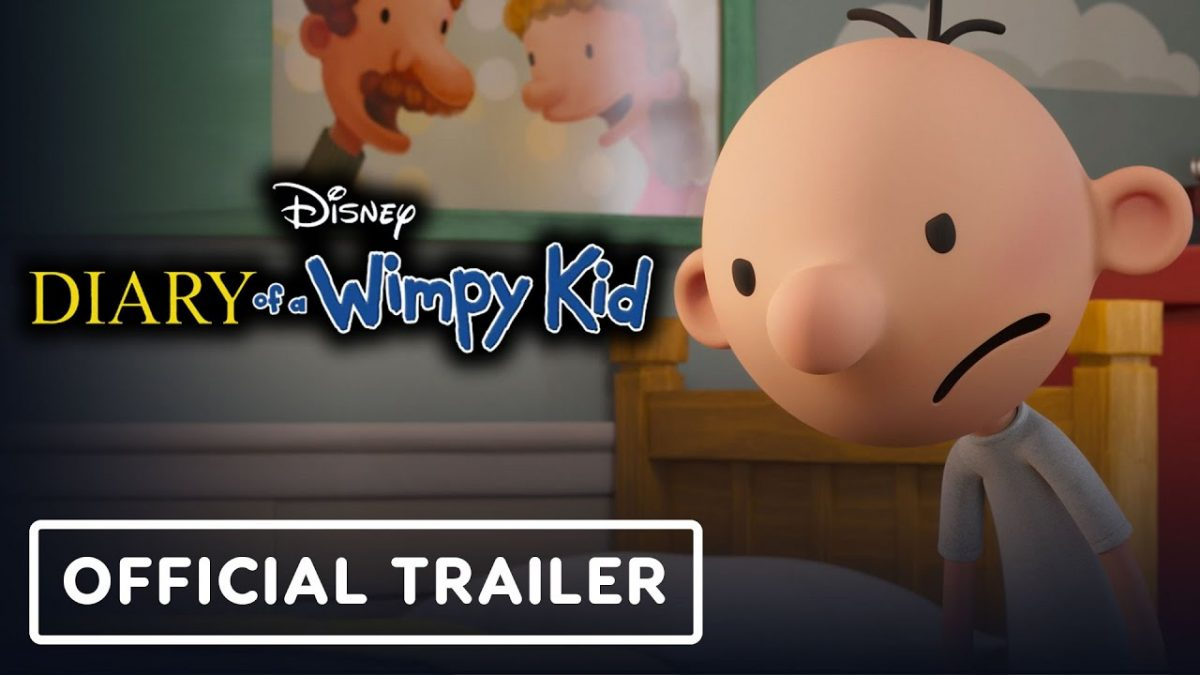Diary of a Wimpy Kid returns as a Disney Animated series