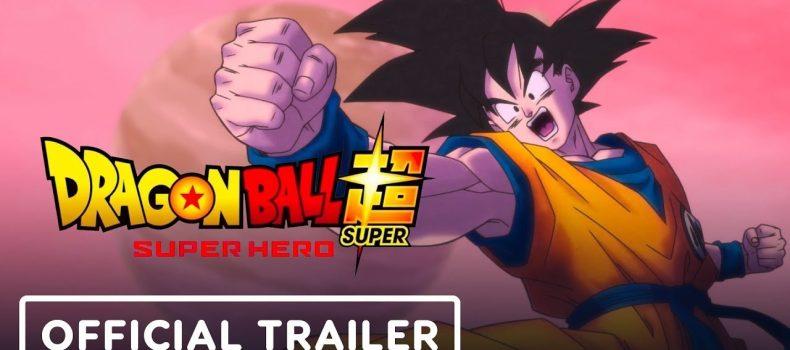 Dragon Ball Super: Superheroes trailer