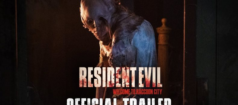 Resident Evil: Welcome to Raccoon City looks awful