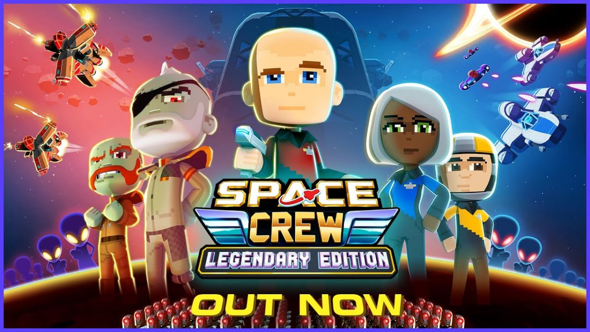 Space Crew: Legendary Edition Released For Consoles And PC