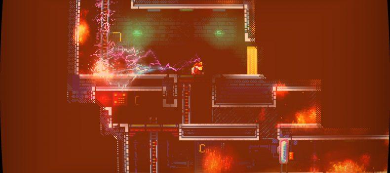 Nuclear Blaze Burns Up Steam