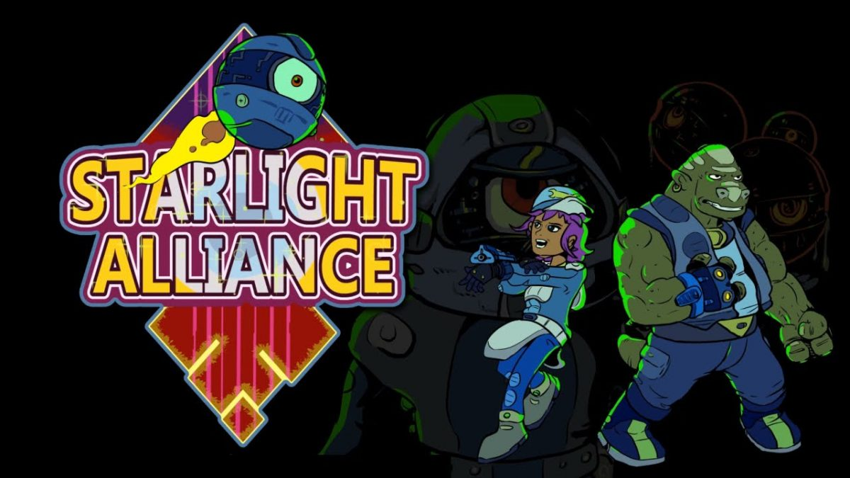 Starlight Alliance Now Available for Switch And PC