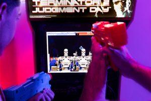 Arcade1Up Announces Terminator 2 Arcade Machine