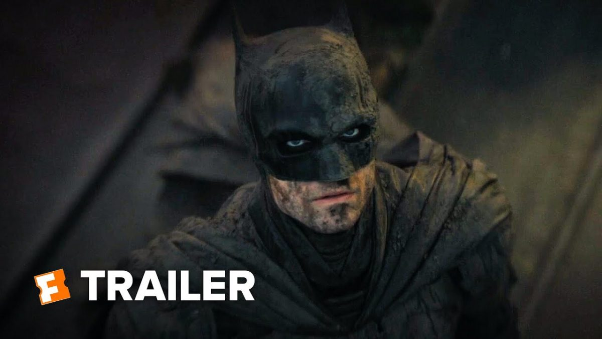 The Batman Sparkles under the sunset on this trailer