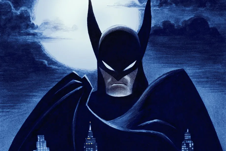 Bruce Timm Is Back For Batman: Caped Crusader