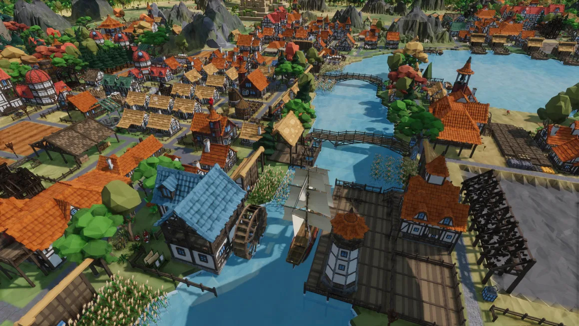 Settlement Survival Launches On Steam